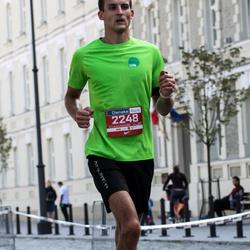 11th Danske Bank Vilnius Marathon - Aurelijus Dailidonis (2248)
