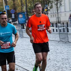 11th Danske Bank Vilnius Marathon - Marius Jaraminas (2418)