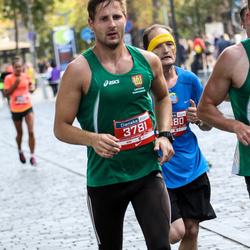 11th Danske Bank Vilnius Marathon - Audrius Šileris (3781)