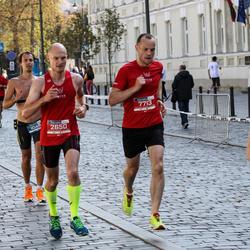 11th Danske Bank Vilnius Marathon - Martynas Kevišas (2650), Aurimas Pauliukevicius (7713)