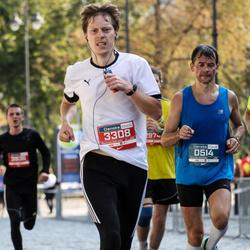 11th Danske Bank Vilnius Marathon - Artis Visendorfs (514), Mindaugas Šiuškus (3308)