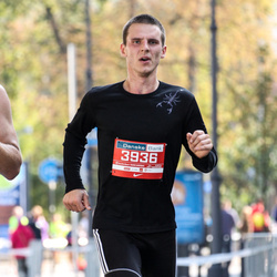 11th Danske Bank Vilnius Marathon - Ernestas Savickas (3936)