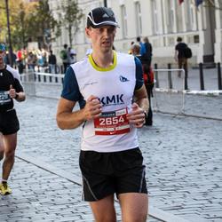 11th Danske Bank Vilnius Marathon - Vladas Mankevicius (2654)