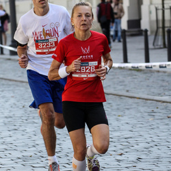 11th Danske Bank Vilnius Marathon - Mariana Portianko (2926), Darius Buzas (3233)