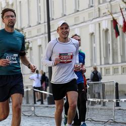 11th Danske Bank Vilnius Marathon - Pavel Kashkevich (2859)