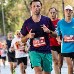 11th Danske Bank Vilnius Marathon - Jevgenij Semaka (2618), Kšyštof Lešcevski (3901)