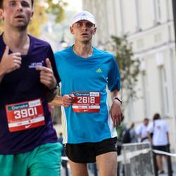11th Danske Bank Vilnius Marathon - Jevgenij Semaka (2618)