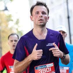 11th Danske Bank Vilnius Marathon - Kšyštof Lešcevski (3901)