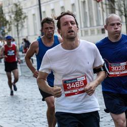 11th Danske Bank Vilnius Marathon - Stephen Garrett (3038), Rems Razums (3465)