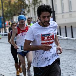 11th Danske Bank Vilnius Marathon - Emanuele Osimani (3040)