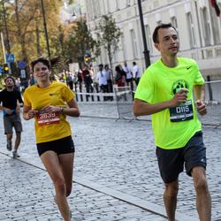 11th Danske Bank Vilnius Marathon - Denis Senin (115), Viktorija Stonyte (3639)