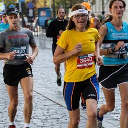 11th Danske Bank Vilnius Marathon - Dmitrij Laško (808), Birute Striukiene (3640)