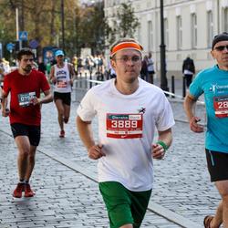 11th Danske Bank Vilnius Marathon - Saulius Rinkevicius (3889)