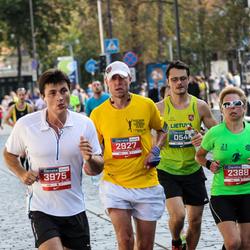 11th Danske Bank Vilnius Marathon - Hanna Mureau-Nowicka (2388), Rafal Radtke (2927), Donatas Kisielius (3975)
