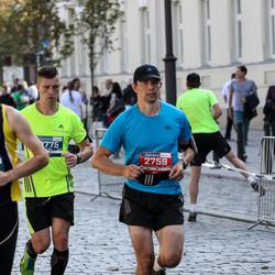 11th Danske Bank Vilnius Marathon - Dainius Liutkus (775), Ricardas Padegimas (2759)