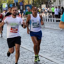 11th Danske Bank Vilnius Marathon - Diana Ernesto (685), Andrius Beržinskas (2185)