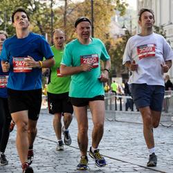 11th Danske Bank Vilnius Marathon - Arunas Budrikis (2850), Nicholas Parham (3069)