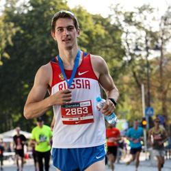 11th Danske Bank Vilnius Marathon - Velimir Nazarychev (2863)