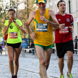 11th Danske Bank Vilnius Marathon - Darius Skaisgiris (813), Mindaugas Juodviršis (2606)