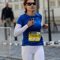 11th Danske Bank Vilnius Marathon - Audrone Danielaitiene (75053)