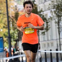 11th Danske Bank Vilnius Marathon - Arnoldas Ambraziejus (75144)