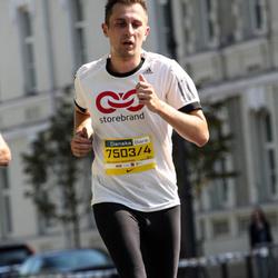11th Danske Bank Vilnius Marathon - Marius Valantiejus (75034)