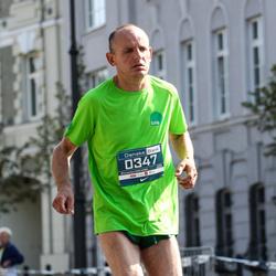 11th Danske Bank Vilnius Marathon - Ernestas Vedeikis (347)