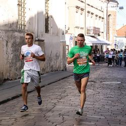 11th Danske Bank Vilnius Marathon - Diana Kacanova (12508), Povilas Klimas (30439)