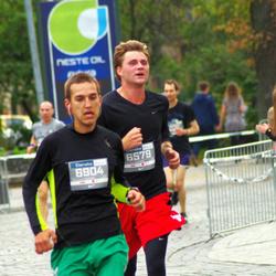 11th Danske Bank Vilnius Marathon - Andrius Semionovas (6579), Haroldas Jurevicius (6904)