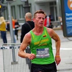 11th Danske Bank Vilnius Marathon - Marius Žiukas (5308)