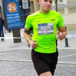 11th Danske Bank Vilnius Marathon - Eimantas Kadys (5071)