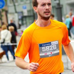 11th Danske Bank Vilnius Marathon - Arturas Bendorius (5826)
