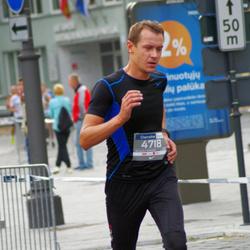 11th Danske Bank Vilnius Marathon - Antanas Radžius (4718)