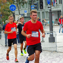 11th Danske Bank Vilnius Marathon - Deividas Žitkus (5079), Erik Siliuk (6816)