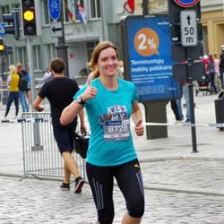 11th Danske Bank Vilnius Marathon - Viktorija Žižiuniene (6729)