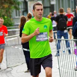 11th Danske Bank Vilnius Marathon - Egidijus Braciška (4166)