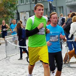 11th Danske Bank Vilnius Marathon - Andrius Rubininas (6152), Žydrius Giedraitis (6256)