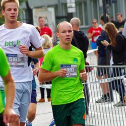 11th Danske Bank Vilnius Marathon - Sigitas Pranaitis (4160), Dominykas Palšis (5165)