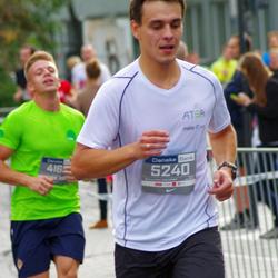 11th Danske Bank Vilnius Marathon - Adomas Nenartovicius (5240)