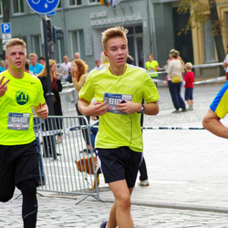 11th Danske Bank Vilnius Marathon - Bernardas Jauga (6107), Rugile Zeneviciene (6468)