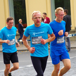 11th Danske Bank Vilnius Marathon - Rolandas Brazauskas (4278), Gintaras Lazauskas (4762)