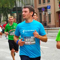 11th Danske Bank Vilnius Marathon - Arnas Kazlauskas (4736)