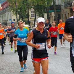11th Danske Bank Vilnius Marathon - Rasa Aukštuoliene (4752), Viktorija Krasaitiene (5899)