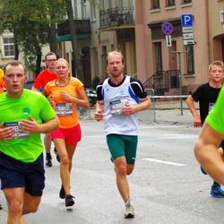 11th Danske Bank Vilnius Marathon - Tadas Drunga (4869), Gerda Trampaite (5812)