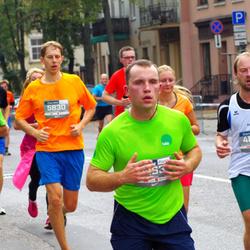 11th Danske Bank Vilnius Marathon - Darius Baronas (4163), Evaldas Kavaliauskas (5830)