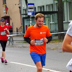 11th Danske Bank Vilnius Marathon - Valdemaras Cibulskas (5034)
