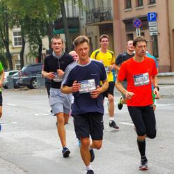 11th Danske Bank Vilnius Marathon - Andrius Znutas (6842), Olga Volkova (6875)