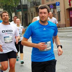 11th Danske Bank Vilnius Marathon - Martynas Šilgalis (5068), Erik Kort (5696)