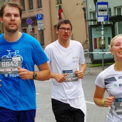 11th Danske Bank Vilnius Marathon - Andrius Juškevicius (5292), Remigijus Romas (6643)
