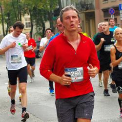 11th Danske Bank Vilnius Marathon - Nortautas Luopas (5294), Giedrius Sudikas (5912)